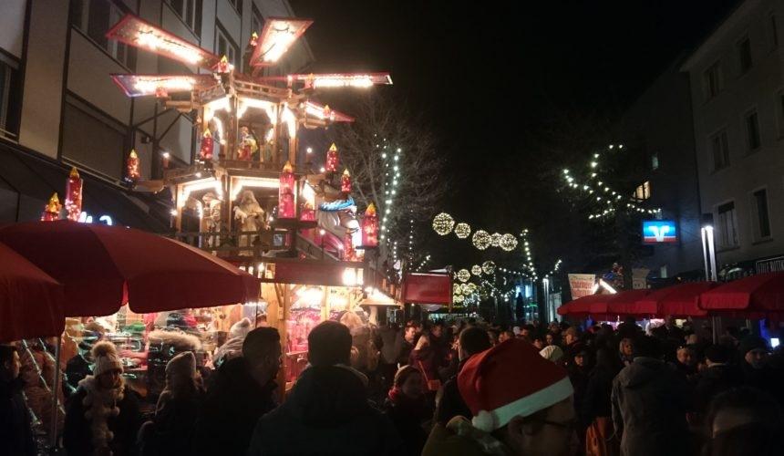 Giessen Weihnachtsmarkt