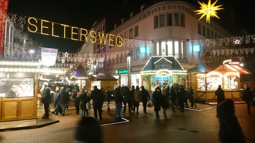 Weihnachtszauber in Giessen